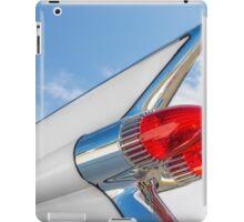 1959 Cadillac tail fin iPad Case/Skin
