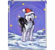 Husky Christmas iPad Case/Skin