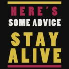 Stay Alive by kt1171