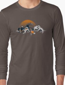 88 Million Years Ago... Long Sleeve T-Shirt