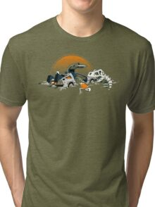 88 Million Years Ago... Tri-blend T-Shirt