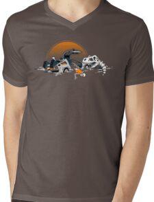 88 Million Years Ago... Mens V-Neck T-Shirt