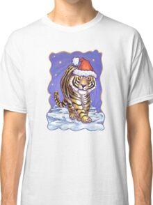 Tiger Christmas Classic T-Shirt