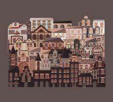 Moonlight Homes One Piece - Short Sleeve