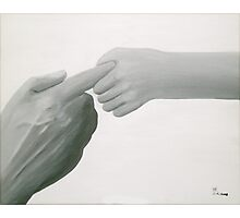 Grip Nr 1 Photographic Print
