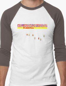 Football Manager Men's Baseball ¾ T-Shirt