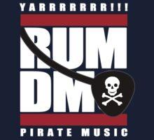 Music Piracy Kids Tee
