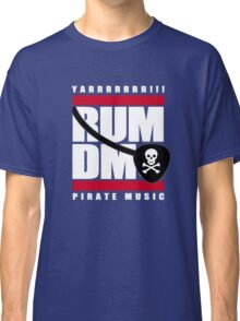 Music Piracy Classic T-Shirt