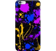 Paint iPhone Case without Quote iPhone Case/Skin