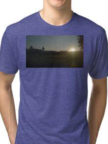 Vienna Silhouette Tri-blend T-Shirt