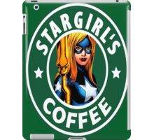 Stargirl's Coffee  iPad Case/Skin
