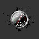 Wallet Vs. Fuel by R-evolution GFX