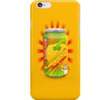 Super happy capsicum yum yum drink! iPhone Case/Skin