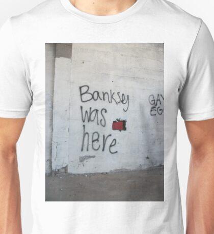 Banksey Unisex T-Shirt
