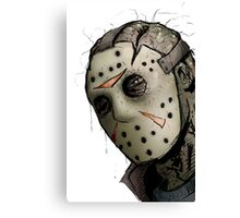 Jason Canvas Print