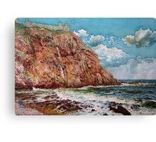 Dunnotar Castle Canvas Print