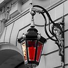 Red lantern by bubblehex08
