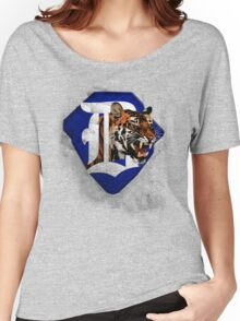 Tigers Baseball  Women's Relaxed Fit T-Shirt