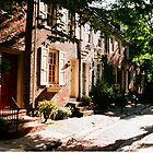 Quince Street-Philadelphia by DAVID  SWIFT