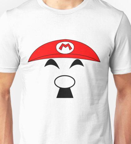 Super Hitler Mario Unisex T-Shirt