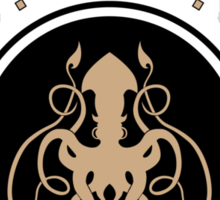 House Greyjoy Sports Badge Sticker