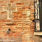 A Cross in A Wall by Michele Filoscia