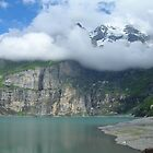 Oeschinensee by violetvoodoo
