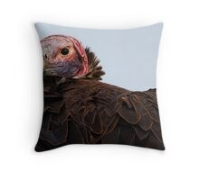 Scavenger Throw Pillow