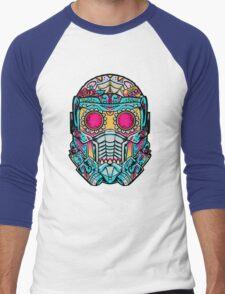 Día de los Guardianes Men's Baseball ¾ T-Shirt