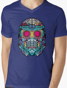 Día de los Guardianes Mens V-Neck T-Shirt