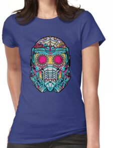 Día de los Guardianes Womens Fitted T-Shirt
