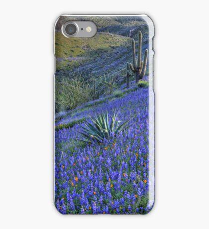 Desert Flowers iPhone Case/Skin