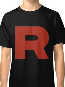 Team Rocket R Classic T-Shirt