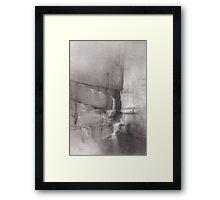 Outfall Framed Print