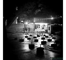 Gulan Yu Cafe Photographic Print
