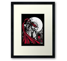 Sewer City Face Off: Part One Framed Print