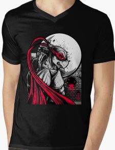 Sewer City Face Off: Part One Mens V-Neck T-Shirt