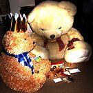 Teddy Bears' festive Prep! by sarnia2