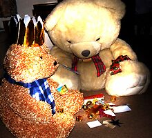 Teddy Bears' festive Prep! by sarnia2