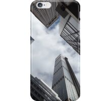 Skyscrapers on Madison Avenue, New York City iPhone Case/Skin