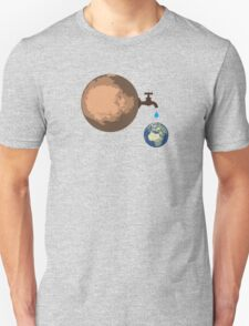 Mars has water T-Shirt