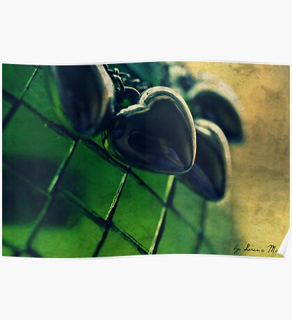 """""""The heart has reasons that reason does not understand."""" Poster"""