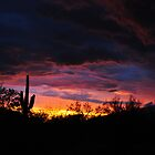 Arizona Sunset 2 by levipie