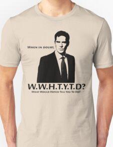 WWHTYTD? Unisex T-Shirt