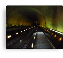 Washington Metro Canvas Print