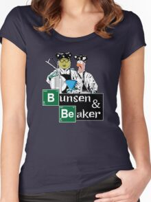 Bunsen & Beaker Women's Fitted Scoop T-Shirt
