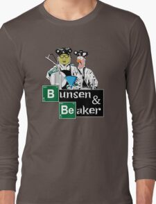 Bunsen & Beaker Long Sleeve T-Shirt