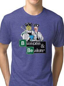 Bunsen & Beaker Tri-blend T-Shirt