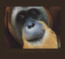 Illustration of an orangutan T-Shirt