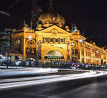 Melbourne Icon by ea-photos